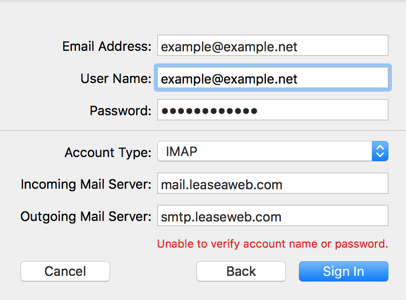 Configuring Email Settings - Knowledge Base